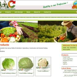 وب سایت greenasia