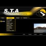طراحی وب سایت stacrusher