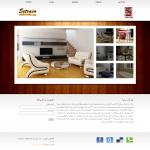 وب سایت پرده بانک اطلاعات